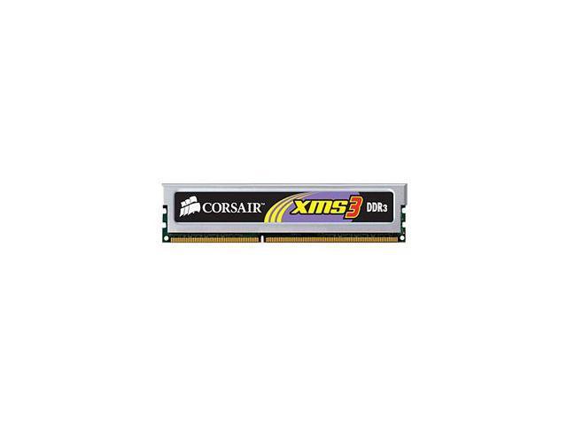 CORSAIR XMS3 12GB (6 x 2GB) 240-Pin DDR3 SDRAM DDR3 1600 (PC3 12800) Desktop Memory