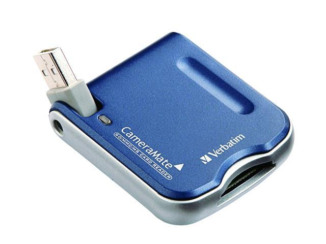 Verbatim CameraMate 96508 USB 2.0 High Speed Reader