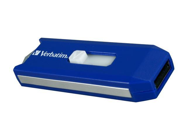 Verbatim Store 'n' Go Pro 8GB Flash Drive (USB2.0 Portable) 256bit AES Encryption