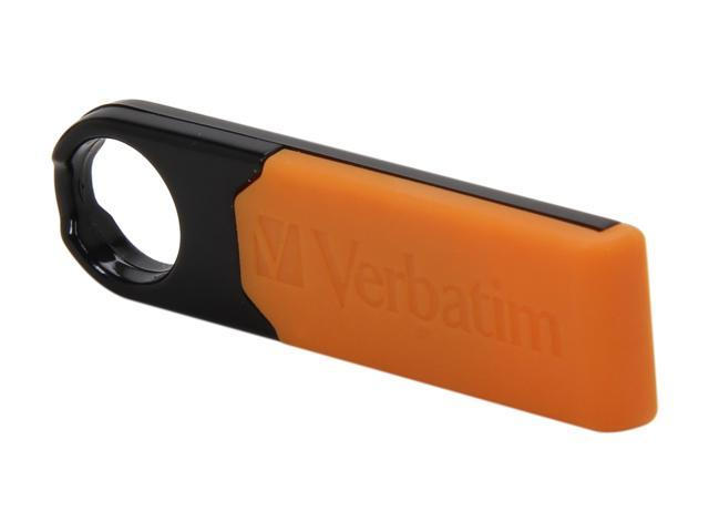 Verbatim Store 'n' Go Micro Plus 8GB USB 2.0 Flash Drive Model 97761