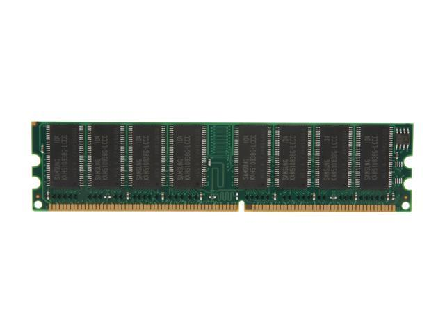PNY Optima 512MB 184-Pin DDR SDRAM DDR 333 (PC 2700) Desktop Memory Model MD0512SD1-333