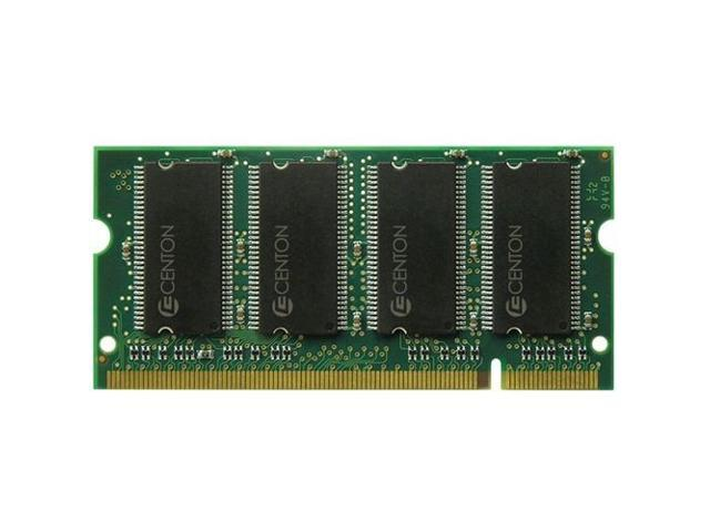 CENTON 1GB 200-Pin DDR SO-DIMM DDR 333 (PC 2700) Laptop Memory Model 1GBLT2700