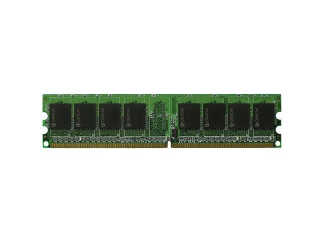 CENTON 2GB 240-Pin DDR2 SDRAM DDR2 800 (PC2 6400) Desktop Memory Model 2GB800DDR2