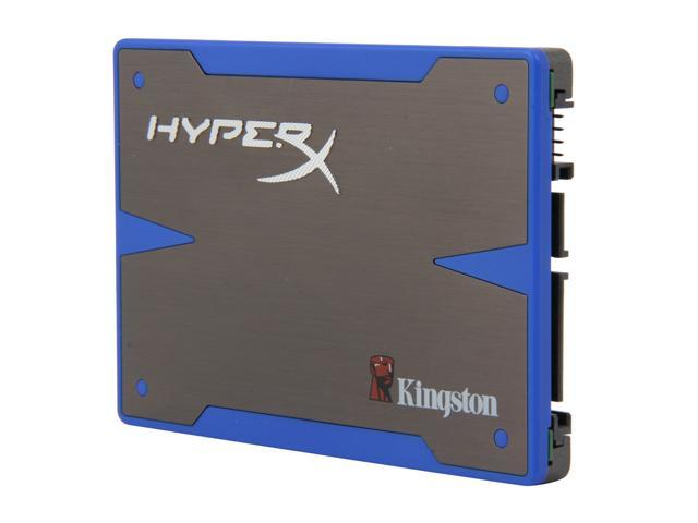 "Kingston HyperX 2.5"" 480GB SATA III MLC Internal Solid State Drive (SSD) (HyperX Upgrade Kit) SH100S3B/480G"
