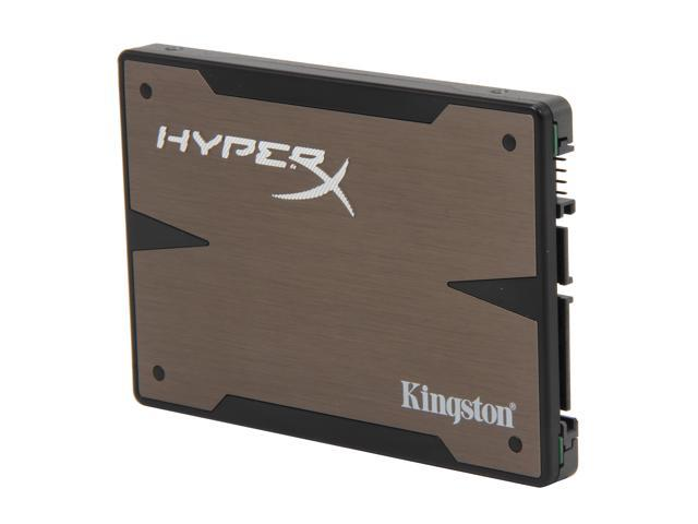 "Kingston HyperX 3K 2.5"" 240GB SATA III MLC Internal Solid State Drive (SSD) (Stand-Alone Drive) SH103S3/240G"