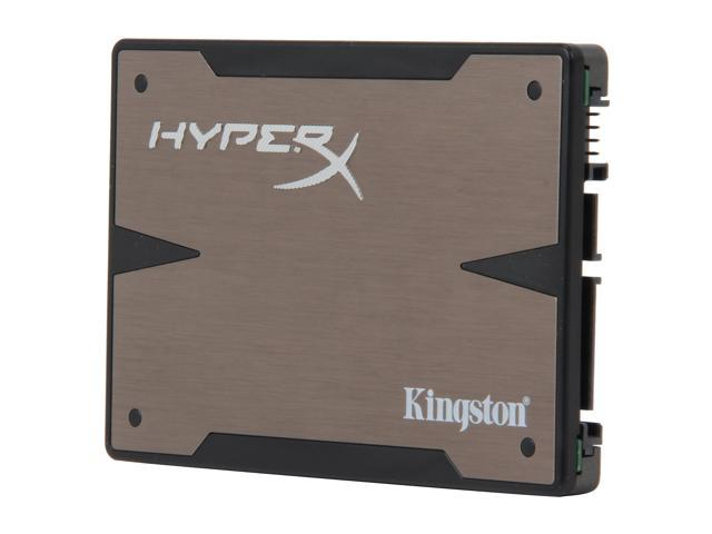 "Kingston HyperX 3K 2.5"" 90GB SATA III MLC Internal Solid State Drive (SSD) (Upgrade Bundle Kit) SH103S3B/90G"
