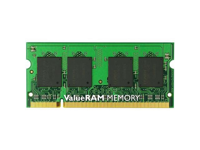 Kingston ValueRAM 2GB 200-Pin DDR2 SO-DIMM DDR2 667 (PC2 5300) Laptop Memory