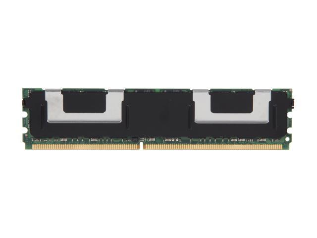 Kingston 8GB 240-Pin DDR2 SDRAM ECC Fully Buffered DDR2 667 Server Memory Dual Rank, x4 Intel Model KVR667D2D4F5/8GI