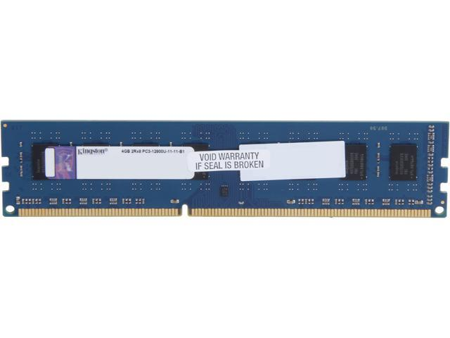 Kingston 4GB DDR3 1600 (PC3 12800) Desktop Memory Model HP655410-150-HYCG