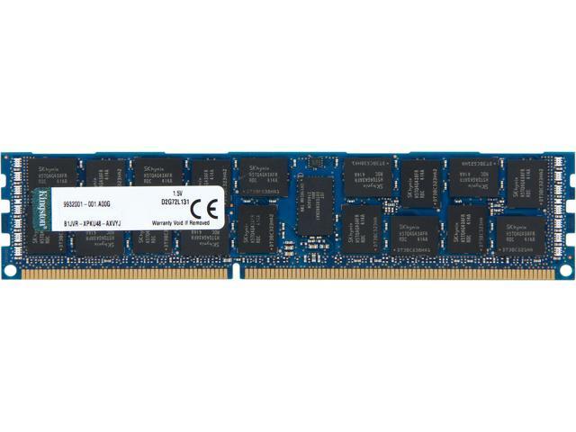 Kingston 16GB 240-Pin DDR3 SDRAM System Specific Memory