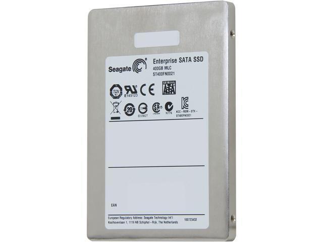 "Seagate 600 Pro Series ST400FN0021 2.5"" 400GB SATA III MLC Enterprise Solid State Drive (Usage Based) - OEM"