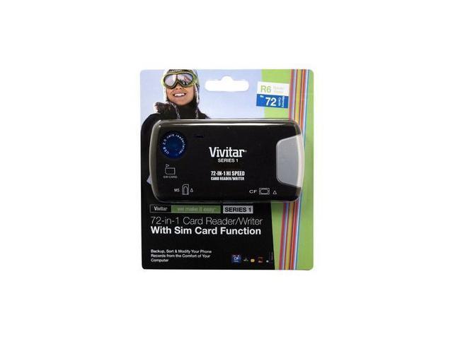 SAKAR 72-in-1 USB 2.0 Card Reader