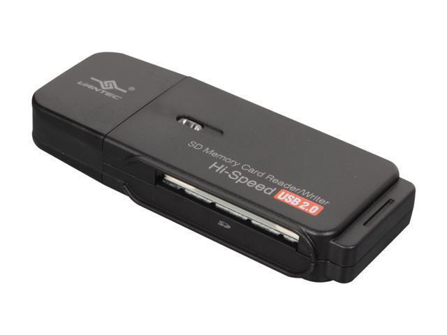 VANTEC UGT-CR102-BK USB 2.0 Card Reader
