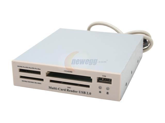 SABRENT CRW-UINW 52 in 1 USB 2.0 Internal Card Reader