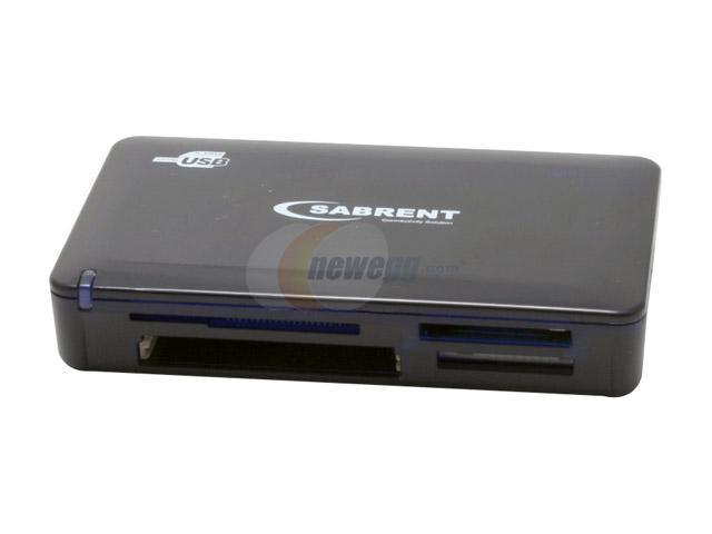 SABRENT SBT-CRW42 42-in-1 Compatible with USB2.0 & 1.1 port Card Reader