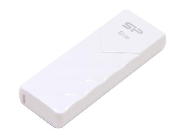 Silicon Power Ultima U03 8GB USB 2.0 Flash Drive Model SP008GBUF2U03V1W