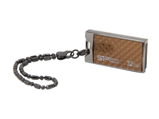 Silicon Power Touch 851 32GB Waterproof USB 2.0 Flash Drive