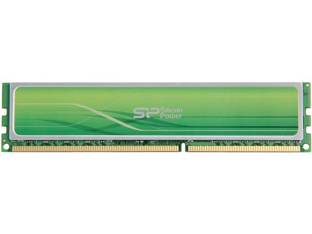 Silicon Power 8GB 240-Pin DDR3 SDRAM DDR3 1600 (PC3 12800) Desktop Memory Model SP008GBLTU160NS2