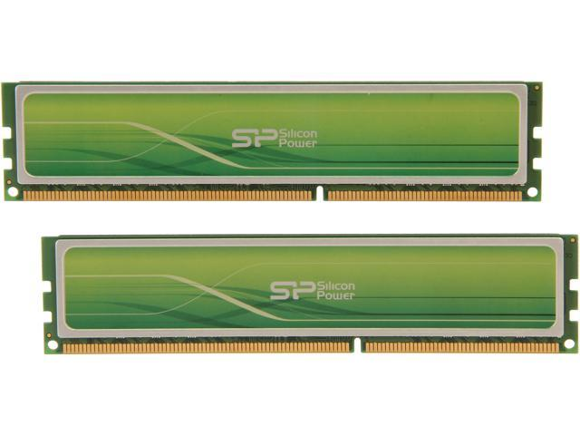 Silicon Power Xpower 16GB (2 x 8GB) 240-Pin DDR3 SDRAM DDR3 1600 (PC3 12800) Desktop Memory Model SP016GXLYU160NDA