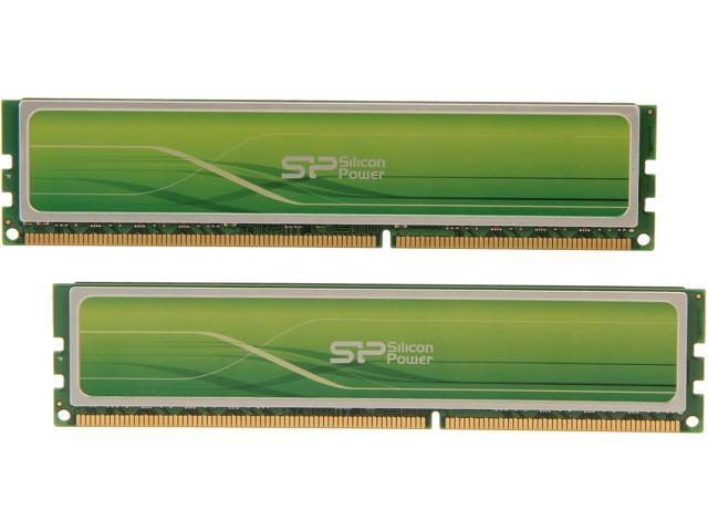 Silicon Power Xpower 16GB (2 x 8GB) 240-Pin DDR3 SDRAM DDR3 2133 (PC3 17000) Desktop Memory Model SP016GXLYU213NDA