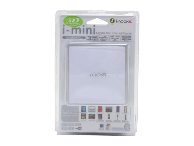 i-rocks IR-8100M-MW USB 2.0 Card Reader