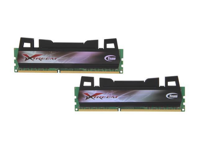 Team Xtreem LV 8GB (2 x 4GB) 240-Pin DDR3 SDRAM DDR3 1866 (PC3 14900) Desktop Memory Model TXD38192M1866HC9KDC-L