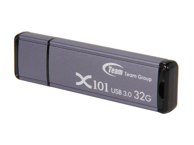 Team X101 32GB USB 3.0 Flash Drive Model TG032GX101L3