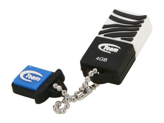 Team C118 4GB USB 2.0 Flash Drive