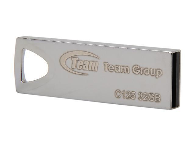 Team C125 32GB USB 2.0 Flash Drive