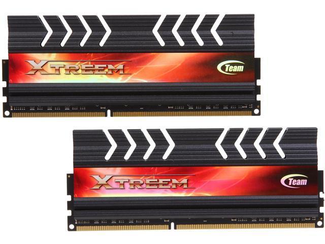 Team Xtreem 16GB (2 x 8GB) 240-Pin DDR3 SDRAM DDR3 2666 (PC3 21300) Desktop Memory Model TXD316G2666HC11CDC01