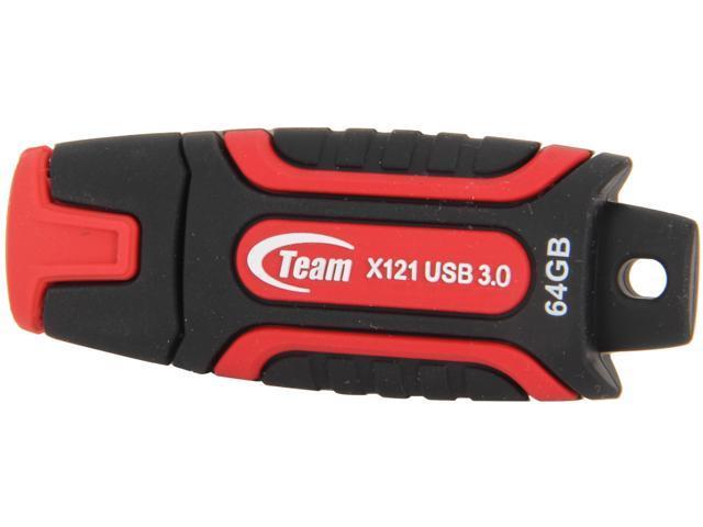 Team X Series 64GB Flash Drive