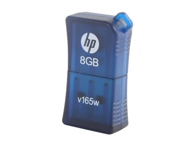 HP V165w 8GB USB 2.0 Flash Drive