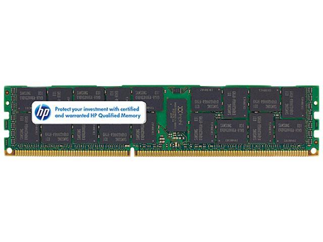 HP 16GB 240-Pin DDR3 SDRAM DDR3 1600 (PC3 12800) Registered System Specific Memory Model 672631-B21