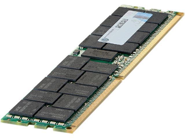 HP 4GB 240-Pin DDR3 SDRAM DDR3L 1333 (PC3L 10600) ECC Unbuffered System Specific Memory Low Voltage Model 647907-B21