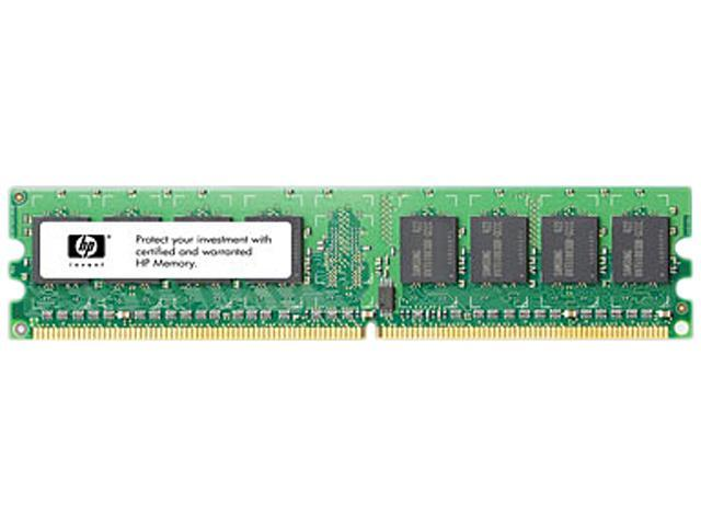 HP 2GB 240-Pin DDR3 SDRAM DDR3 1600 (PC3 12800) Unbuffered System Specific Memory Model B4U35AT