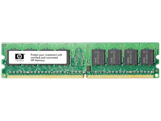 HP 4GB 240-Pin DDR3 SDRAM DDR3 1600 (PC3 12800) ECC Unbuffered Server Memory Model 669322-B21