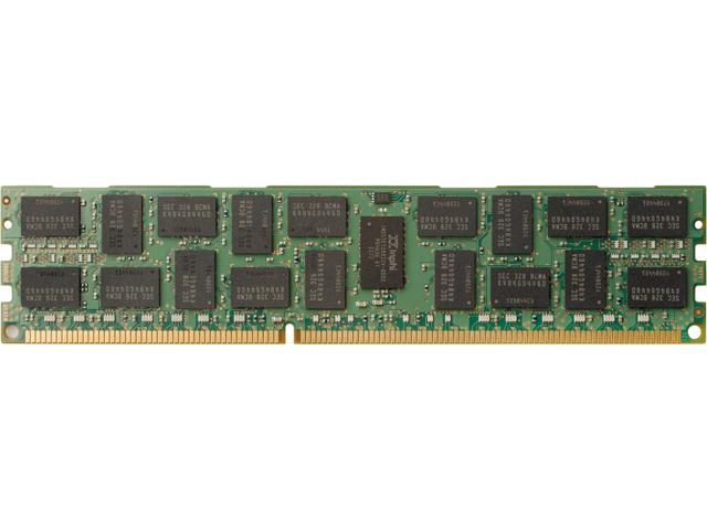 HP 8GB 288-Pin DDR4 SDRAM DDR4 2133 (PC4 17000) ECC Registered System Specific Memory Model J9P82AA