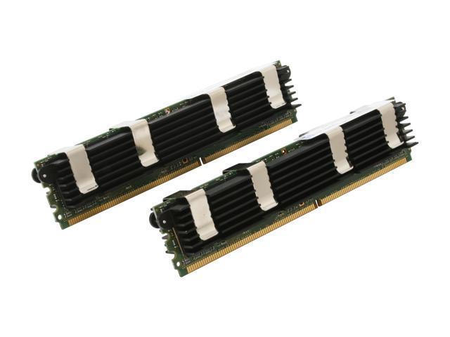 iRam 8GB (2 x 4GB) DDR2 800 (PC2 6400) ECC Fully Buffered Dual Channel Kit Memory For Apple Model IR8GMP800K