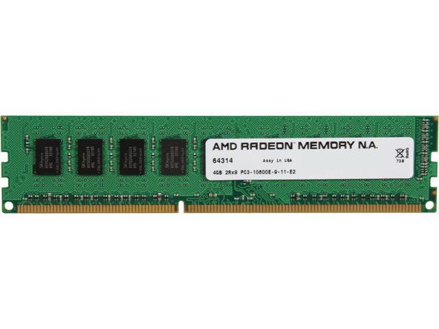 AMD Radeon 4GB 240-Pin DDR3 SDRAM Server Memory For HP