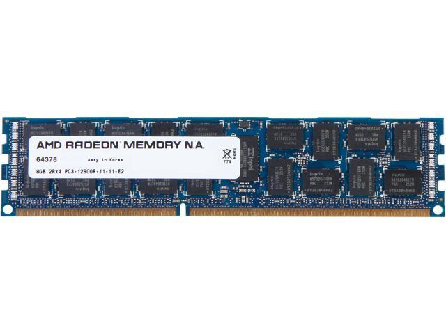 AMD Radeon 8GB 240-Pin DDR3 SDRAM Server Memory For LENOVO