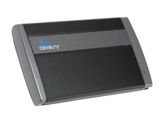 "Cavalry CAXP Elite 2.5"" 32GB USB 2.0 & eSATA MLC External Solid State Drive (SSD) CAXP2S032M"