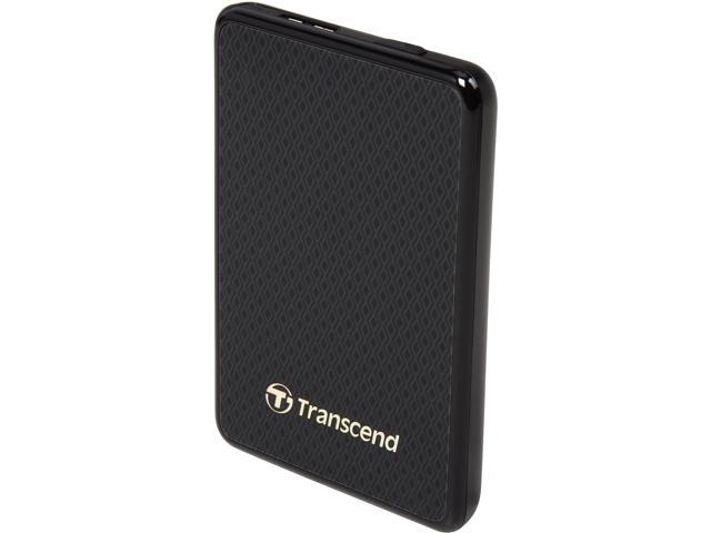 Transcend ESD400 256GB USB 3.0 MLC Portable Solid State Drive