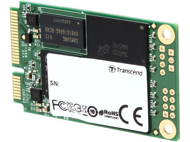 Transcend mSATA 64GB SATA III MLC Internal Solid State Drive (SSD) MSA370 (TS64GMSA370)