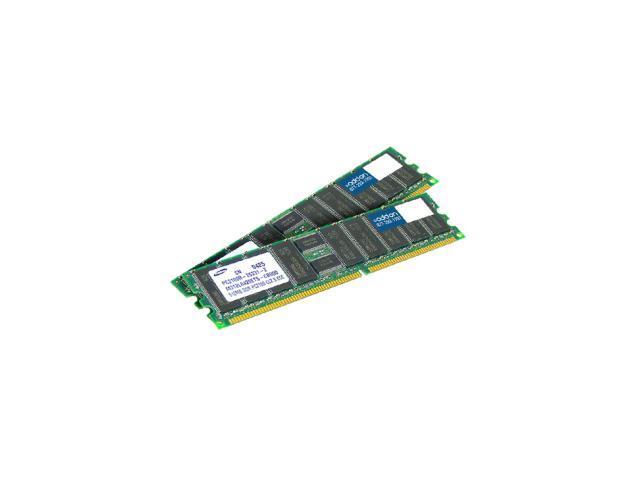 AddOn - Memory Upgrades 4GB (2 x 2GB) ECC Fully Buffered DDR2-667 Dual Rank Memory Model AM667D2DFB5/4GKIT