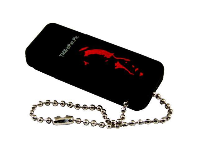SUPER TALENT God Father series 16GB Flash Drive (USB2.0 Portable) Model STP16GGRBK