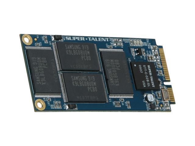 SUPER TALENT Mini PCIe 32GB Mini PCIe (SATA) MLC Internal Solid State Drive (SSD) FPM32GLSE
