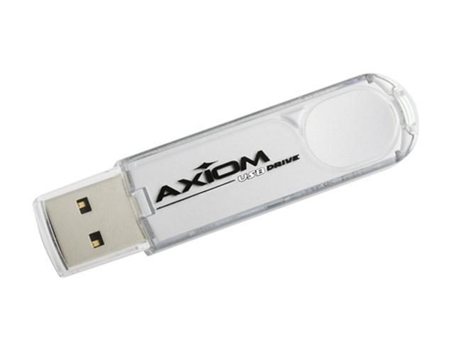 Axiom 2GB USB 2.0 Flash Drive Model USBFD2/2GB-AX