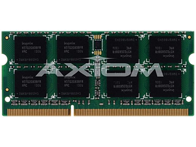 Axiom 2GB 204-Pin DDR3 SO-DIMM DDR3 1066 (PC3 8500) System Specific Memory Model MB1066/2G-AX