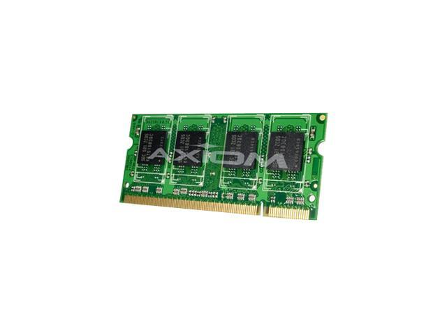 Axiom 4GB 200-Pin DDR2 SO-DIMM DDR2 800 (PC2 6400) System Specific Memory Model A1837303-AX