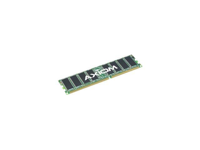 Axiom 1GB 184-Pin DDR SDRAM DDR 333 (PC 2700) Unbuffered System Specific Memory Model DC341A-AX